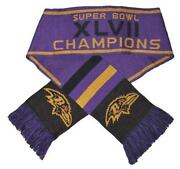 Super Bowl Scarf
