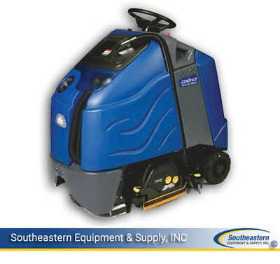 Demo Windsor Chariot I-scrub 26 Cylindrical Floor Scrubber
