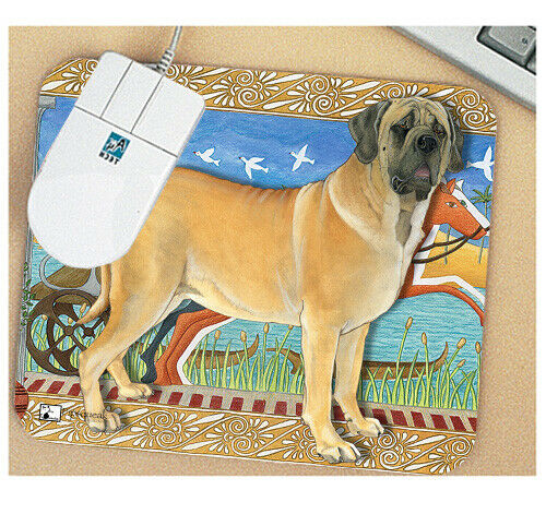 Mastiff Mouse Pad