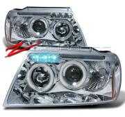 Jeep Cherokee Headlights