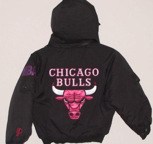 Bulls Varsity Jacket