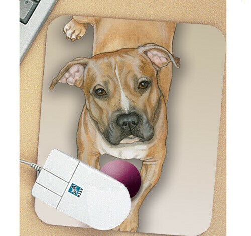Pit Bull Mouse Pad