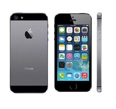 APPLE IPHONE 5S 32gb Nero Sbloccato Dual Core 8Mp Camera Ios12 4g Lte Smartphone