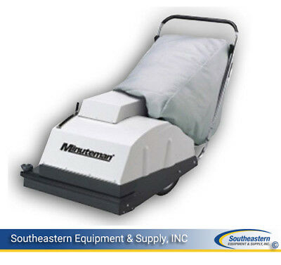 New Minuteman 747 Corded Electric Wide Area Vacuum