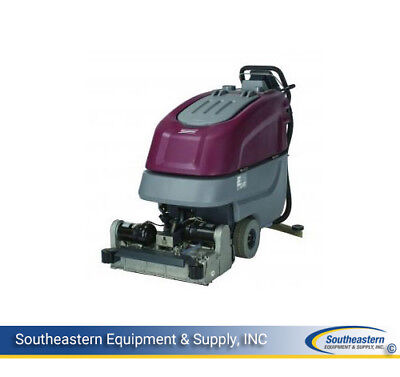 New Minuteman E2830 Cylindrical Automatic Scrubber - No Batteries