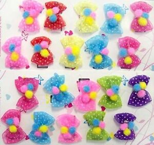 Wholesale-10-Pairs-Hair-Accessories-Embellished-Hair-Bows-For-Babies-EHASB7