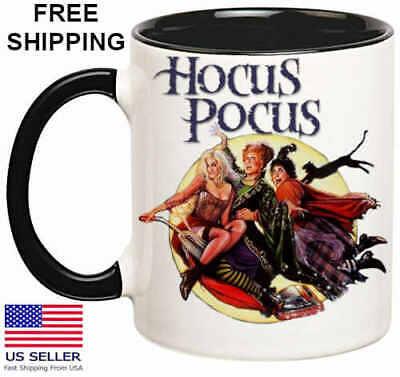 Hocus Pocus, Sanderson Sisters,Halloween, Gift Mug 11oz - Sanderson Sisters Hocus Pocus