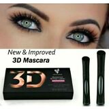 3D Younique MOODSTRUCK FIBER LASHES MASCARA UPLIFT PLUS FORMULA Sealed & NIB