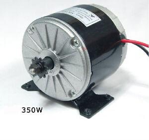 Electric Bike Scooter 24V350W Motor Engine Generator Unite Motor Brushed MY1016