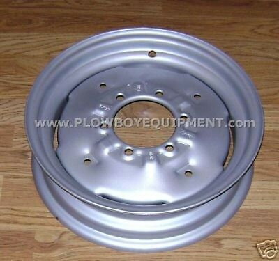 Ar52506 Front Wheel Rim For John Deere Tractor 820 920 1020 1120 2020 2120 6 Lug