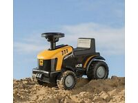 Toy Tractor JCB Ride On REDUCED + FREE My First Mobile For Children Aged 1 to 3 years Brand New