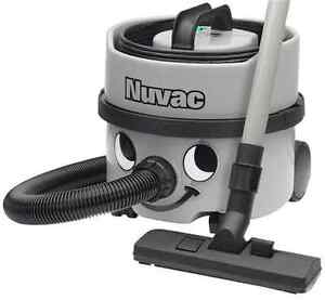 Numatic Nuvac Industrial Commercial Vacuum Cleaner Hoover VNP180 NA1 2016 Model
