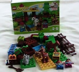 Toys - Toys - Lego Duplo Farm Set 10582 - In Lego Box - with Animals and Figures
