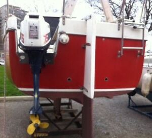 Grampian 23 fixed keel for sale Must Sell