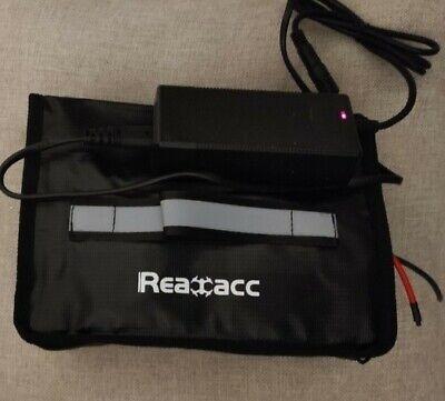 Batería de litio + cargador para carro eléctrico de golf 12 voltios 30 amperios
