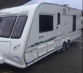 2006 compass rallye 634 fixed bed
