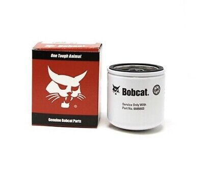 Bobcat Oil Filter 6665603 Excavator 442 Loaders 863 864 873 883 A220 More