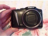 Canon Powershot SX130is digital camera