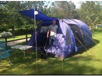 Vango Icarus 500 classic blue tent