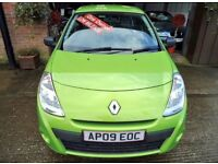 Renault Clio Extreme 1.2 16v Apple Green