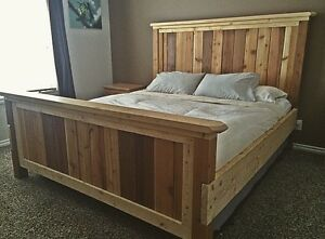 Hand Made Bedroom Furniture!!!