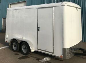 2017 Continental Cargo Tail Wind Trailer 7 x 14