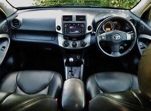 2010 Toyota RAV4 Black Automatic Wagon Hendon Charles Sturt Area Preview