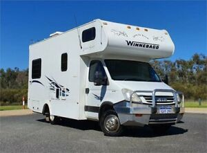 2008 LEISURE SEEKER Iveco WINNEBAGO White Motor Home Cannington Canning Area Preview