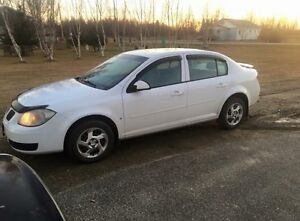 Pontiac G5 2007 come with 4 WINTER TIRES and 4 ALL SEASON