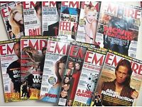 EMPIRE MAGAZINES / TOTAL FILM MAGAZINES FOR SALE