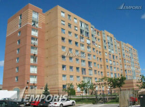 Large 3 bedroom apartment for rent Keele& Rogers area