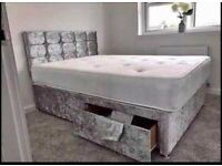 💯🔥SUPER MEGA SALE EVERYTHING MUST GO!Brand new factory packed beds with mattress & FREE DELIVERY