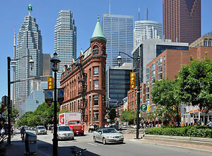 * * * Moving * * * to Toronto? Let me help find the right place