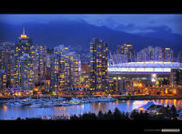 Moved-In AUGUST-2015 Nearby Skytrain & Downtown &VGH&Broadway !