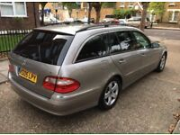 SPARES OR REPAIRS Mercedes Benz E Class E280