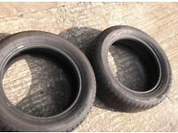 Tyres 195/55 R15
