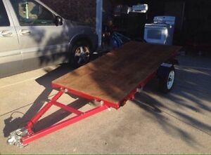 4x8 Brand new utility trailer $750 obo