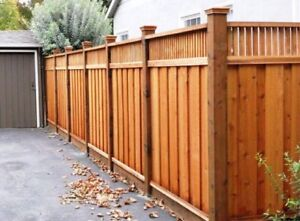 Fence repair service & installation in GTA call 437-7798379