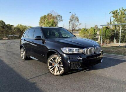 2014 BMW X5 F15 xDrive40d Black 8 Speed Sports Automatic Wagon Darra Brisbane South West Preview