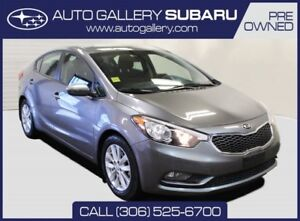 2015 Kia Forte LX | GREAT CONDITION | FULLY LOADED | ONLY 27,510
