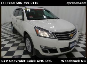 2014 Chevrolet Traverse 1LT AWD - Heated Seats & Rear Camera