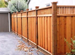 Fence repair service in gta call 4377798379