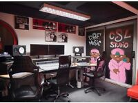 Music / Recording Studio (Full Day £350)