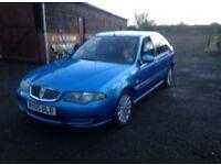 Rover 45 2005 1.4 78k