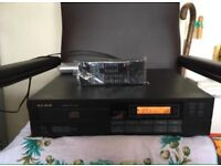 CD player in Excellent condition