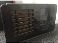 Ekco A23 Receiver/Bakelite Radio