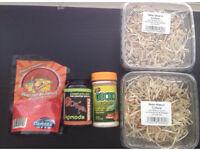 Gecko Food Bundle £5