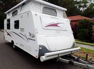 Jayco Pop-Top Caravan Green Point Gosford Area Preview