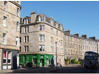 2-bedroom flat next to The Meadows, Buccleuch Street