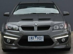 2011 Holden Special Vehicles Clubsport E Series 3 R8 Tourer Grey 6 Speed Manual Wagon